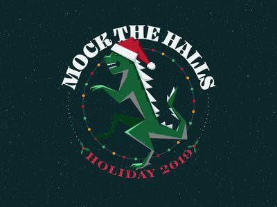 Mock the Halls 2019 Winner! orlando challenge agency website designzillas agency holiday christmas mock the halls