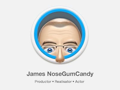 BullzGumCandy UI - Avatar bullz candy gum ui user interface popularshot avatar nose