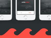 White Water App - P2