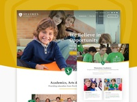 St Luke's Lutheran School | Website Redesign