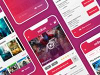 Redbox Mobile Redesign Teaser