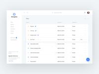 Storagebox Dashboard - Cloud Storage & Team Collaboration