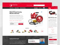 Spartan Product Pages