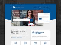 Bridgeview Bank Homepage