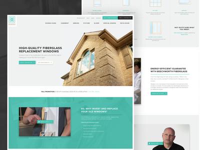 Beechworth Windows Homepage