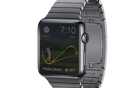 Golf Swing App for Apple Watch ios apple watch iwatch ui golf nike swing stats