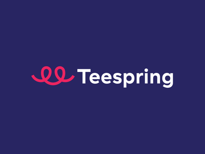 Teespring Rebrand