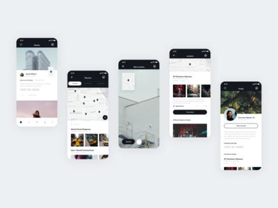 SightPlot iOS Design
