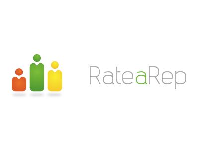Rate a Rep Logo
