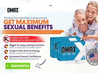 "DMAX Male Enhancement (SCAM PILLS) ""VERIFIED"" Review"