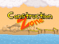 Construction Zone memory game