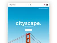 Cityscape Web UI