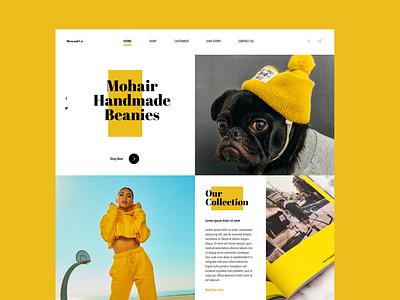 Website Interface Design interface tablet ux ui ios design web website interaction colors app