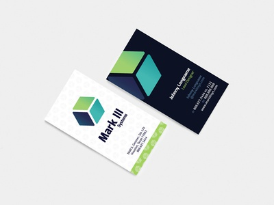 Mark III Business Cards