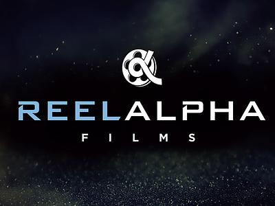 ReelAlpha Films film industry movies brand agency logo design design identity branding film