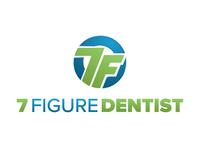 7 Figure Dentist Logo
