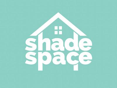 Shade Space Logo branding name generation loge design