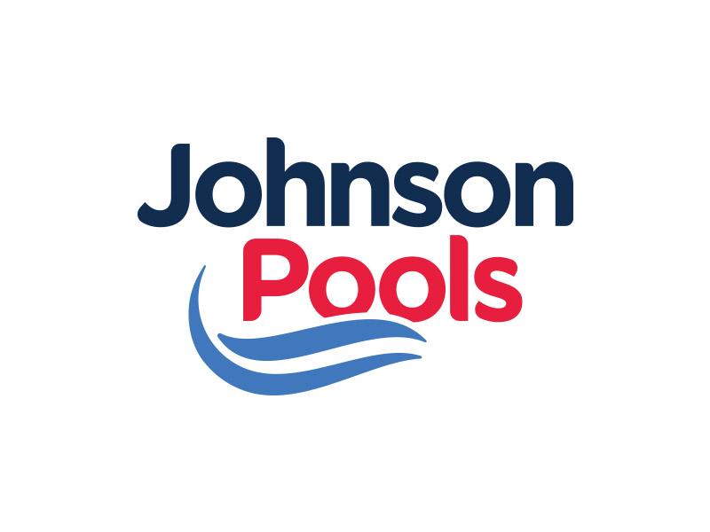 Johnson pools logo