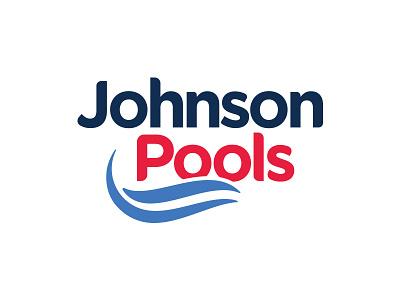 Johnson Pools Rebranding Campaign allthekeywords cheap logo design damn good logo design oklahoma logo design branding