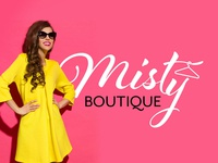 Misty Boutique Logo
