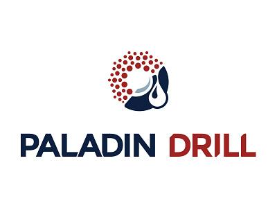 Paladin Drill design branding logo