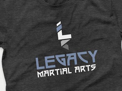 Legacy Logo design branding logo jiu jitsu