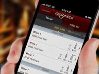Easyvino Wine List
