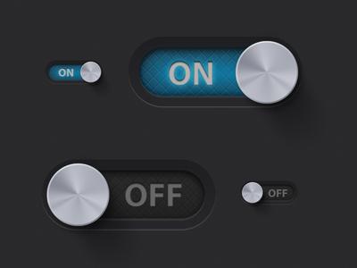 On Off Switch Rebound
