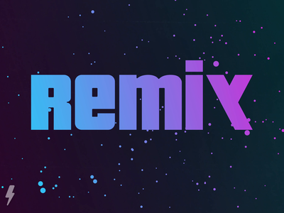 Ventive Remix branding agency logo ventive remix after effects animation logo design agency marketing visual design ui design ux design design challenge graphic design