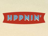 Happenin' Logo