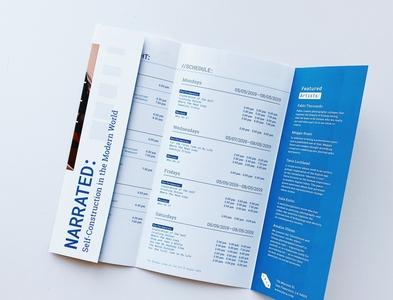 Art gallery brochure identity layout design design branding agency branding design graphic design layout brochure layout brochure design brochure branding