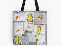 Carry all your meds in one bag!