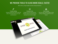 LiveHive Homepage Redesign
