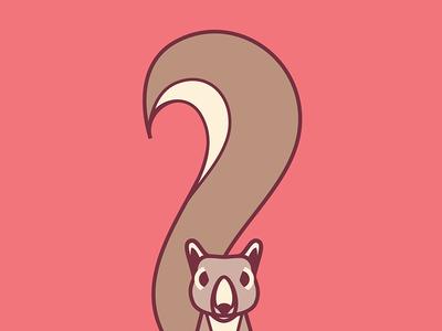 Woodland Creatures - Squirrel