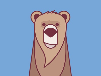 Woodland Creatures - Bear