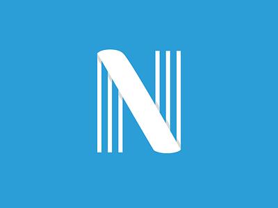 New new! new logo monogram neu noveau