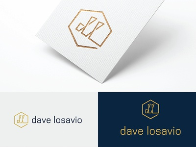 Logo created for Dave LoSavio