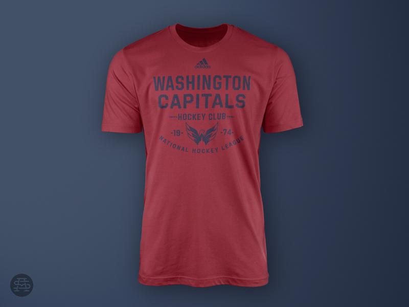 The Original design t-shirt typography apparel nhl type hockey sports logo