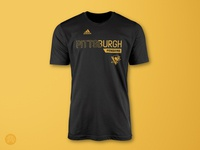 Locker Division design typography nhl hockey type t-shirt apparel sports logo