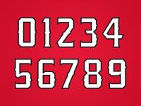 Calgary Stampeders Uniform Numbers