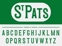 St. Pats Font
