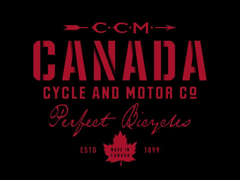 Ccm perfect bicycles art dribbble