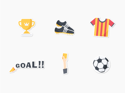 Soccer Stickers fifa game sports stickers football soccer