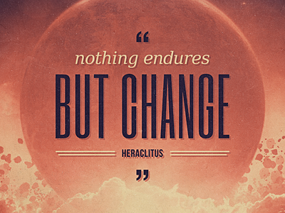 Nothing Endures