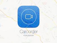 Carcorder App Icon