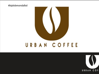 Urban Coffee artwork art design minimal illustration icon artist logo
