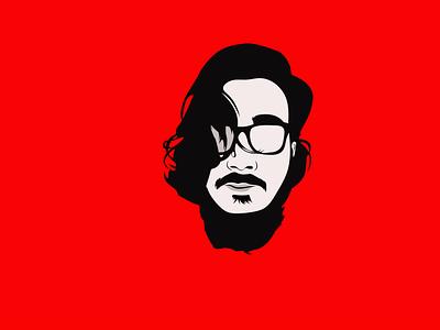 Cartoon art illustrator artwork logo icon cartoon portrait minimal design illustration art artist
