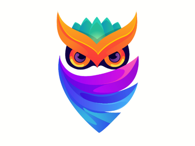 Owl adobe illustrates