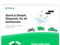 Simple Parcel Delivery (GoSquare)