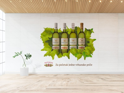 Kutjevo Winery, Graphic Design